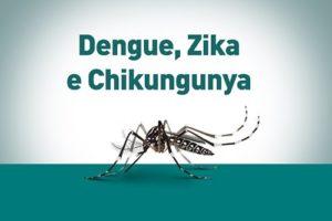 Previna-se contra a dengue, Zika vírus e chikungunya