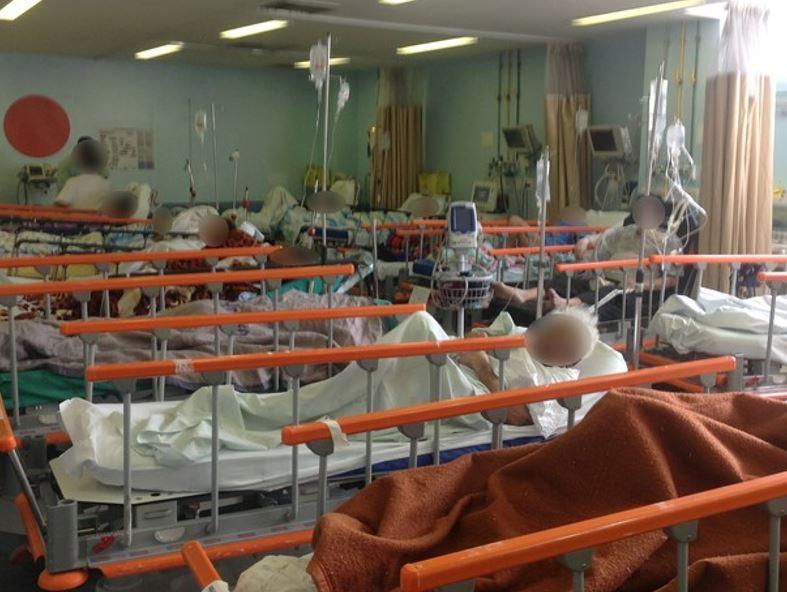 Situação dos hospitais no Rio de Janeiro durante a Rio 2016