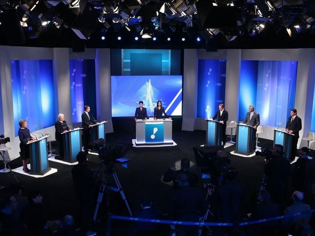 Debate na eleição