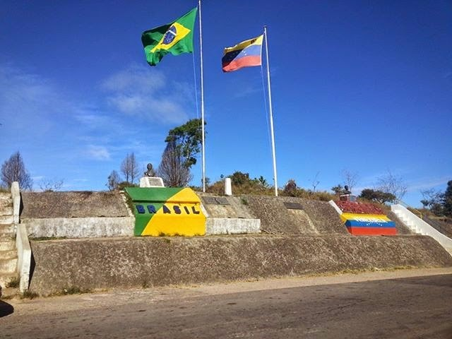 Fronteira Brasil – Venezuela