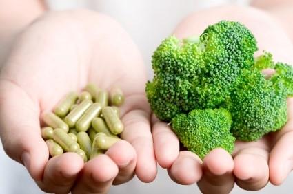 Deixe o alimento ser teu remédio e remédio ser o teu alimento