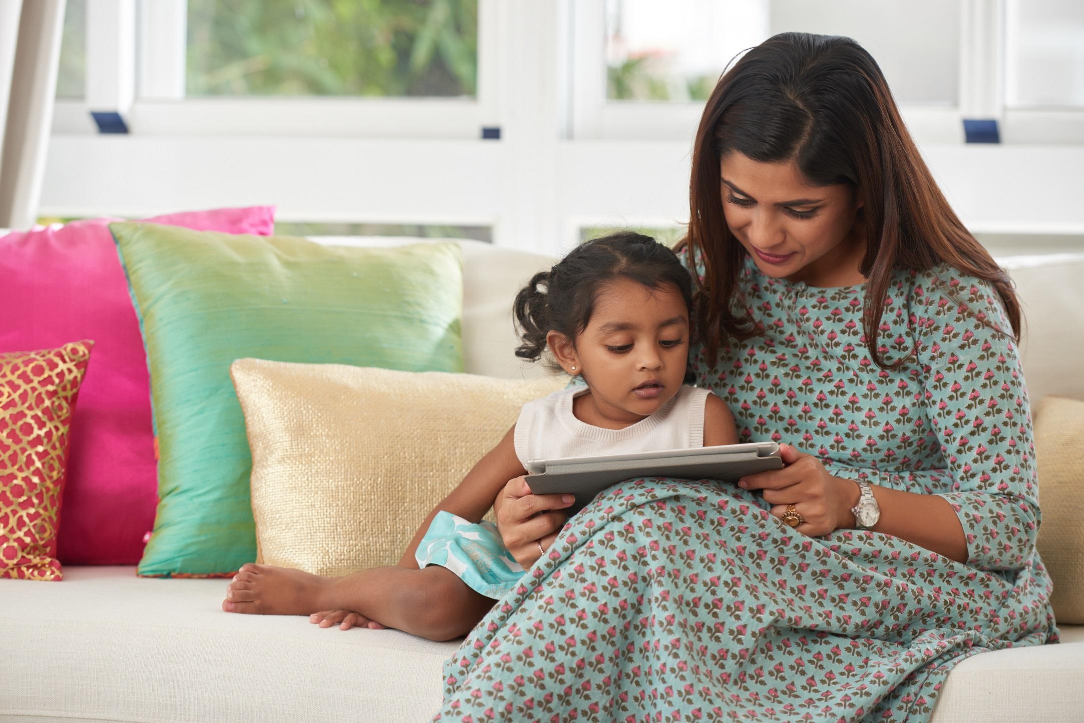 Como os celulares afetam as crianças