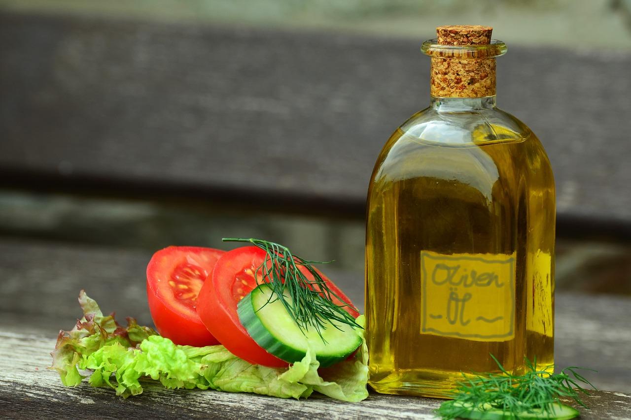 O que é azeite de oliva?
