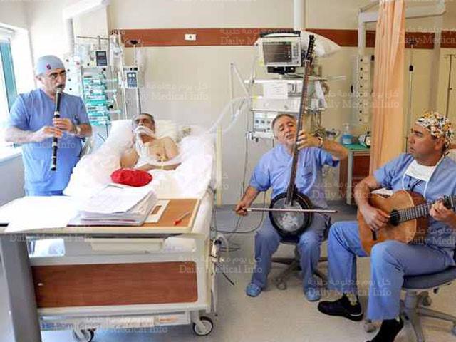 Para tratamento e prevenção da hipertensão, ouça música!
